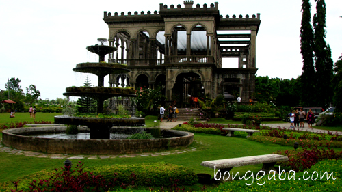 The Talisay Mansion Ruins