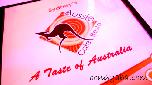 aussie bar resto
