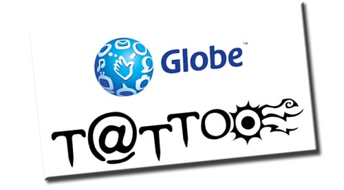 Unlimited Email Happiness from Globe Tattoo