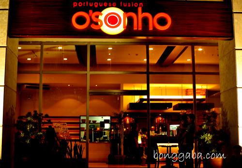 O'sonho – A Portuguese Fusion