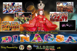 Schedule of Dinagsa Festival 2011 and Photo Contest of Muntinlupa City