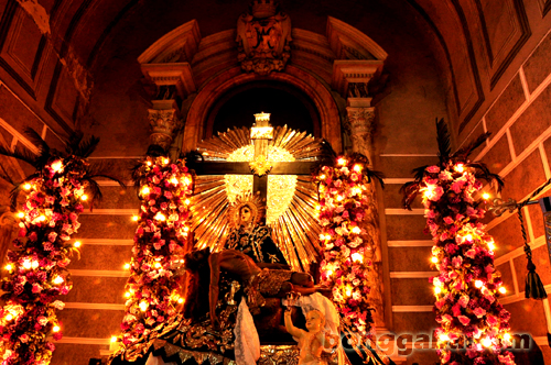Visita Iglesia Churches For Holy Week