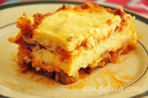 Lasagna With Bechamel Sauce Recipe Bongga Ba