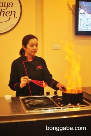 Chef Kittin Capati A Day in Maya Kitchen