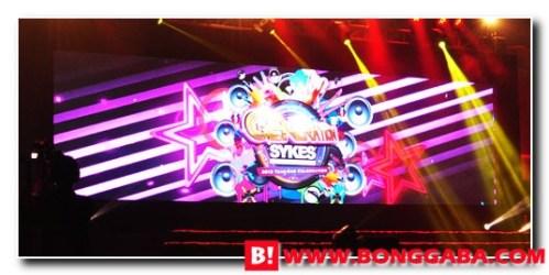 Sykes 2012 year end celebration
