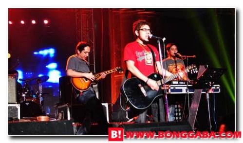Sykes 2012 year end celebration band