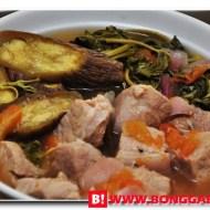 Easy Pork Sinigang Recipe