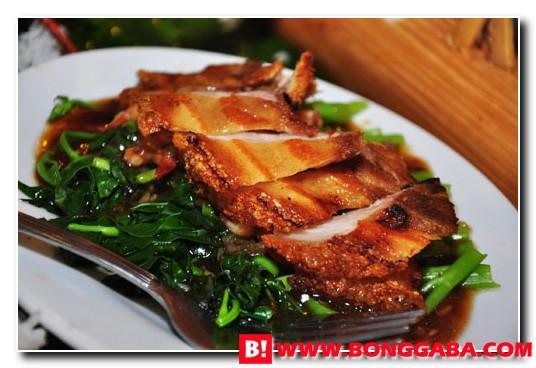 Seafood Island  Lechon Kang kong