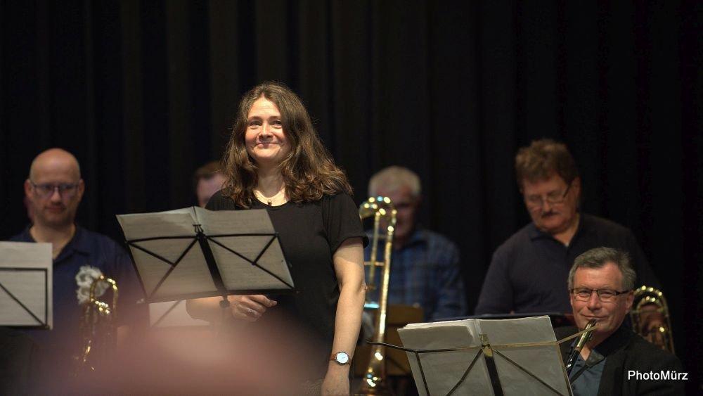 Bongos Bigband: Kulturhalle Heusweiler 30. April 2017