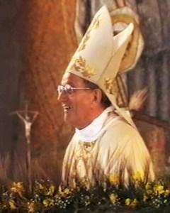 mons. Vincenzo Maria Farano, arcivescovo di Gaeta