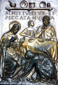 sculpture-in-st-peter-s-basilica-jesus-simon-the-pharisian-and-the-sinner-who-washed-jesus-s-feet