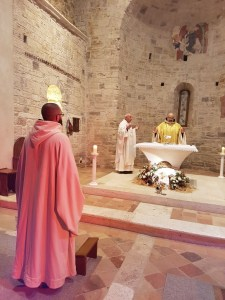 Messa con don Piero