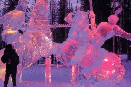 steve brice ice sculptures