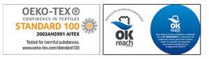 Logos oeko-tex - Bonitex