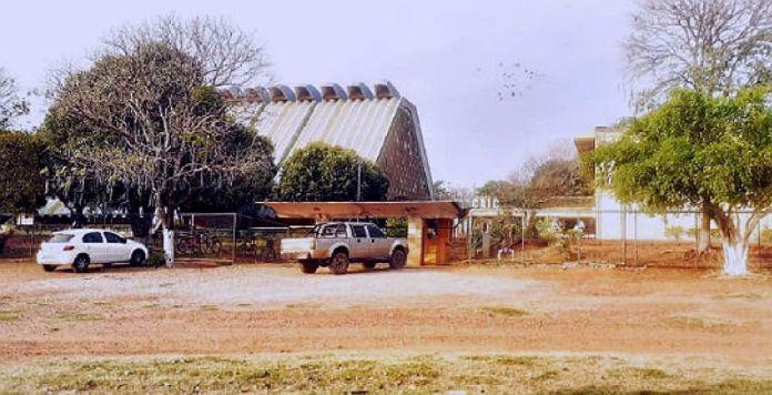 Escola Caic em Miranda