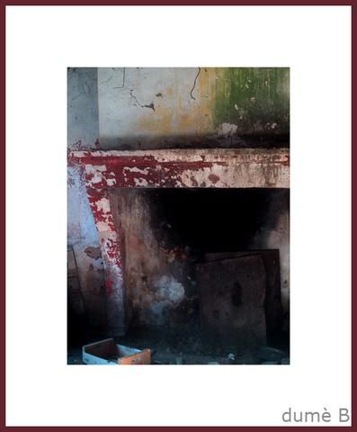 la cheminée, oct. 2009