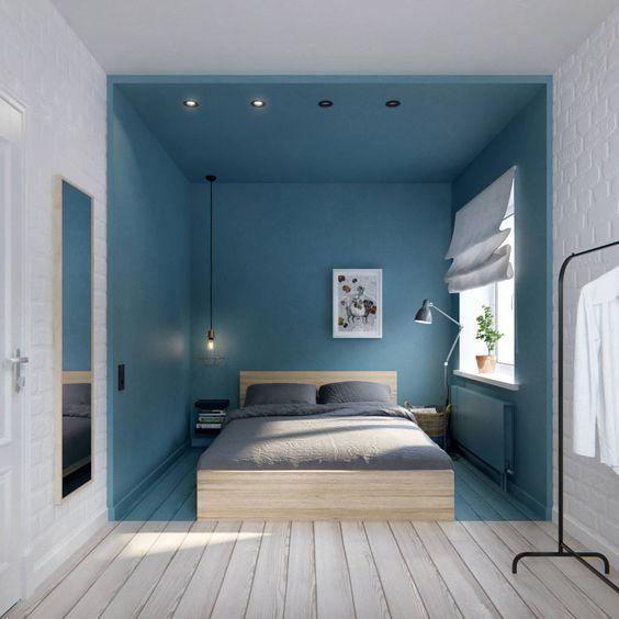 quel bleu pour une chambre