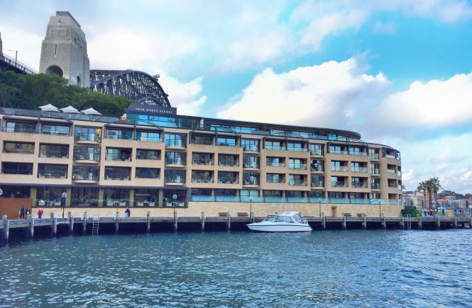 park hyatt sydney australia the rocks