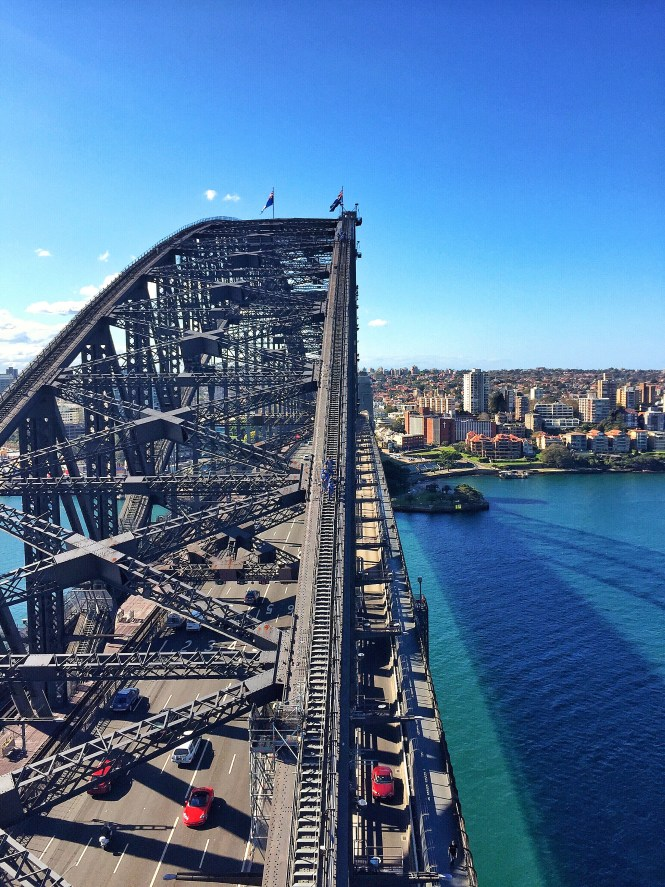 sydney australia travel guide opera house sunset harbour bridge