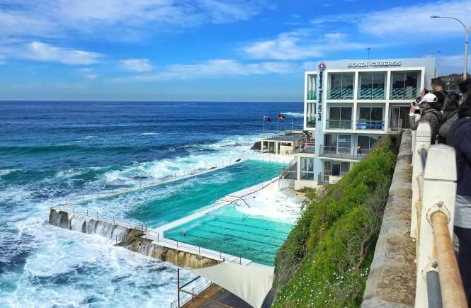 sydney australia travel guide beach hike walk bondi coogee bronti icebergs pool