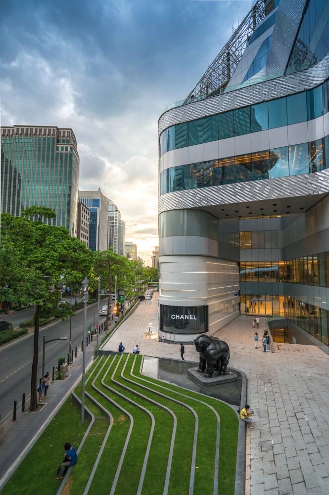 Central Embassy Mall Bangkok