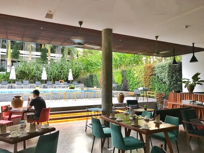 Restaurant Viroth's Hotel Siem Reap Cambodia