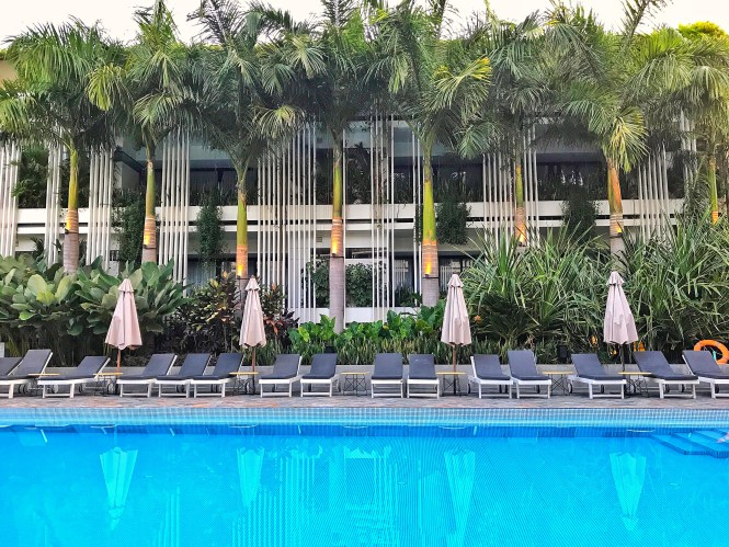 Viroth's Hotel Siem Reap Cambodia Pool