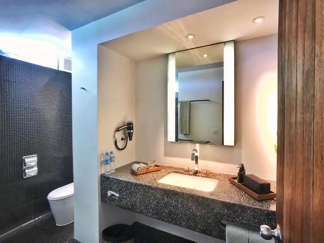 Bathroom Viroth's Hotel Siem Reap Cambodia