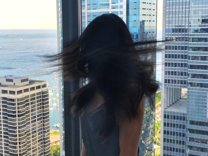 Ouai hair model