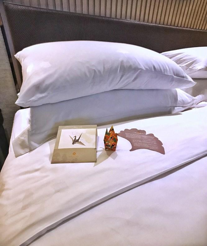 Okura Prestige Bangkok origami