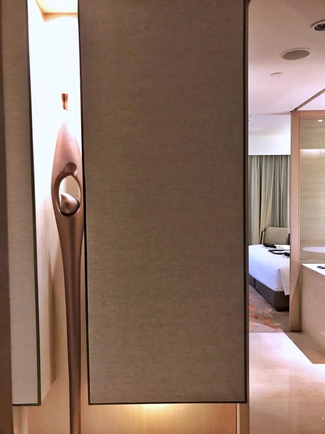 Okura Prestige Bangkok foyer