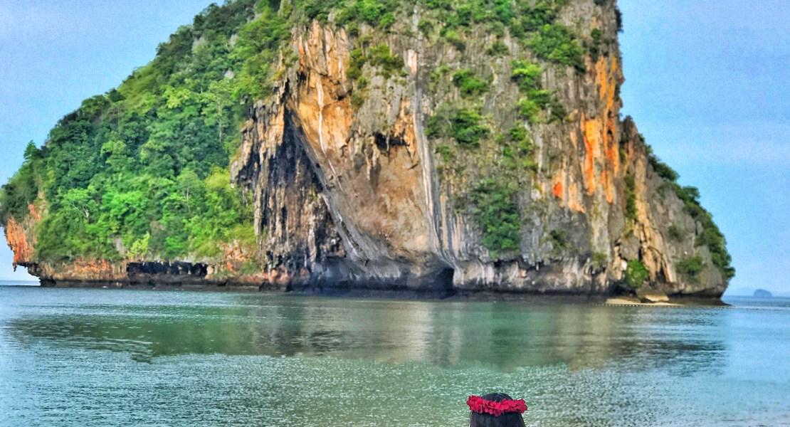 Railay Beach Krabi Thailand
