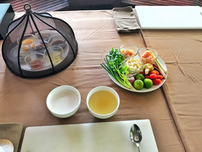 Rayavadee Krabi Thai cooking class