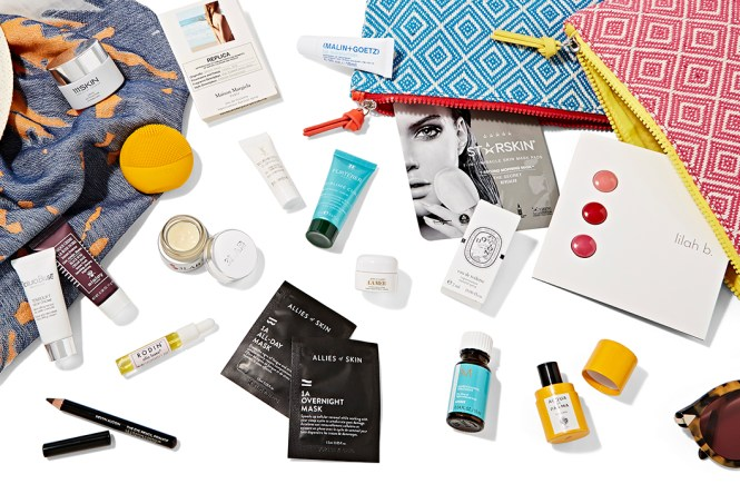barney's summer beauty bag 2017 gift with purchase