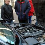 Moteur de la BMW M5 E34