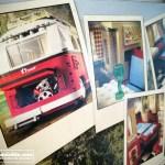 Jeu de construction Lego Camping Car Volkswagen Combi T1
