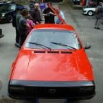 Discussion autour de la Lancia Beta Monte Carlo, capot moteur ouvert