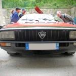 Face avant de la Lancia Beta Monte Carlo