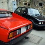Lancia Beta Monte Carlo et Golf GTI 1800 1982 MK1