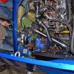 Moteur de la Renault 5 Alpine Turbo