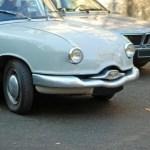Panhard et BMW Série 6