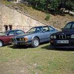 3 générations de BMW