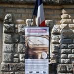 Rollup Bonjourlavieille et le drapeau Français