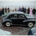 Renault 4 CV à Montmartre