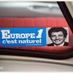 Europe 1, c'est naturel avec Jacques Martin !