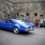 Départ Oldsmobile Toronado