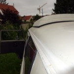 Gouttières et toit