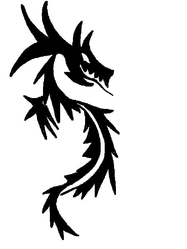 Apprendre A Dessiner Un Dragon Chinois