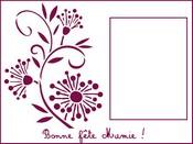carte de fête des grand mères