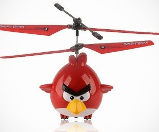 Angry Birds Remote Control Helicopter